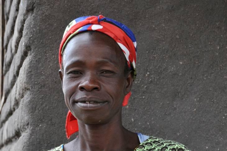 Malawi portret.
