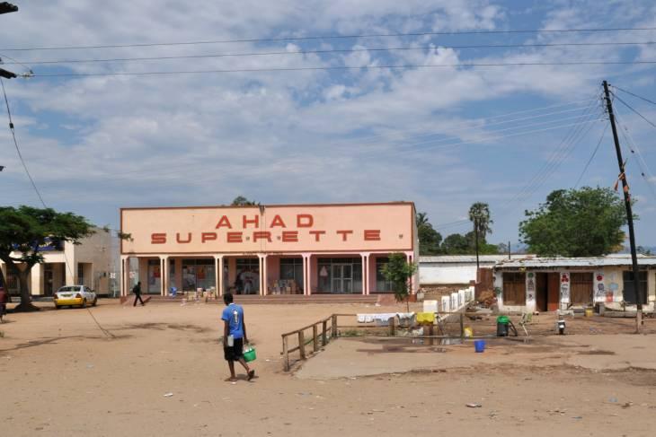Supermarkt in Malawi