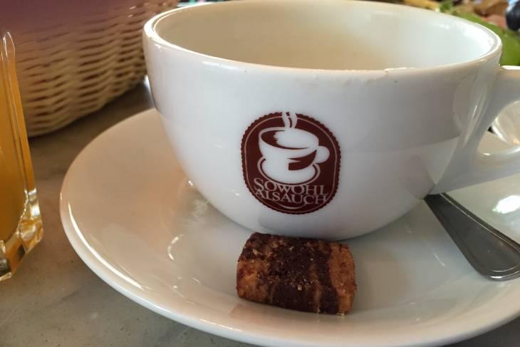 Koffie in Berlijn