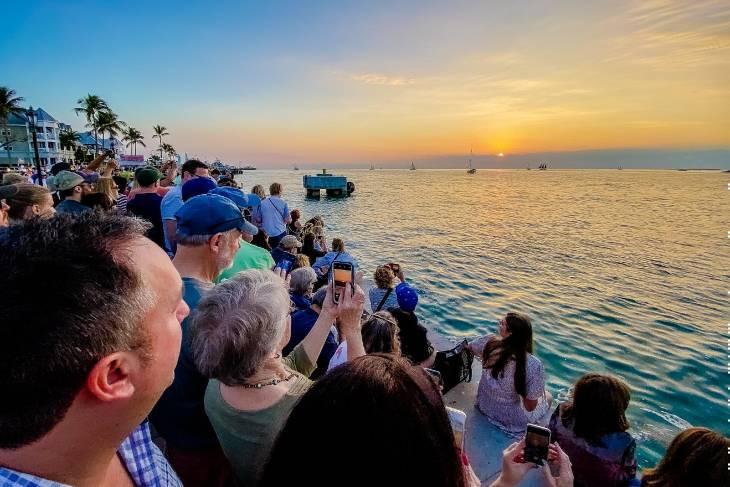 VS Florida Key West Ben Houdijk RonReizen sunset