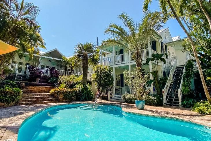 VS Florida Key West Ben Houdijk RonReizen zwembad