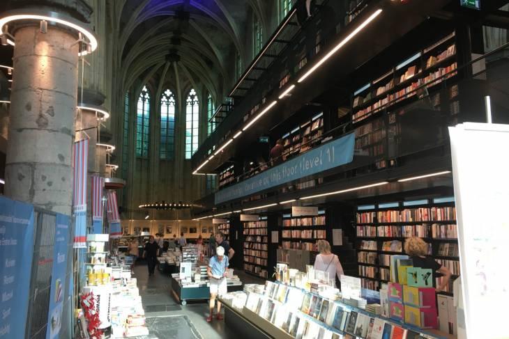 Boekhandel Dominicanen.