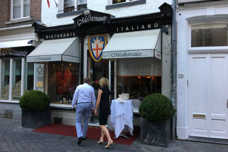 Restaurant Mediterraneo.
