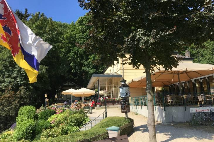Grand café Slavante
