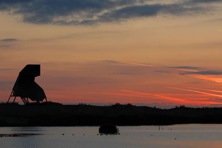 RonReizen_MarkerWadden2020_MichelLeijen sunset