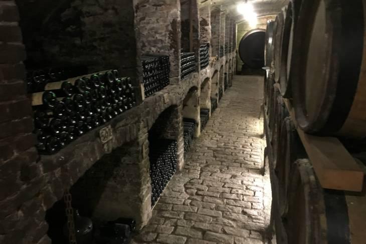 Wijnkelders Thiessen.