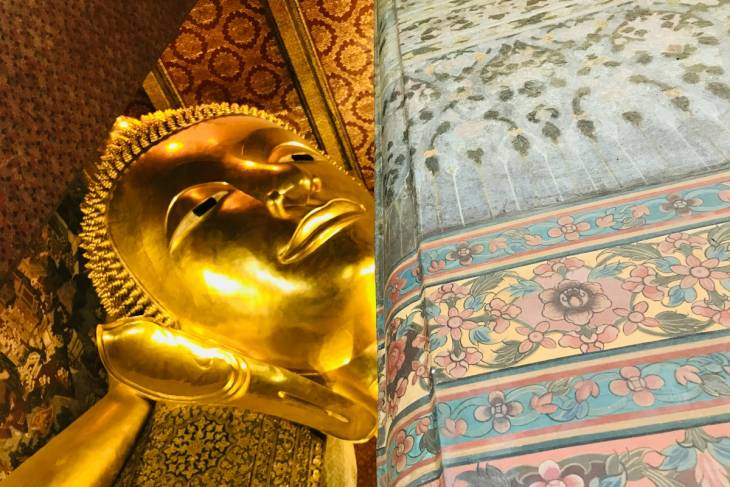 De Liggende Boeddha in Wat Pho