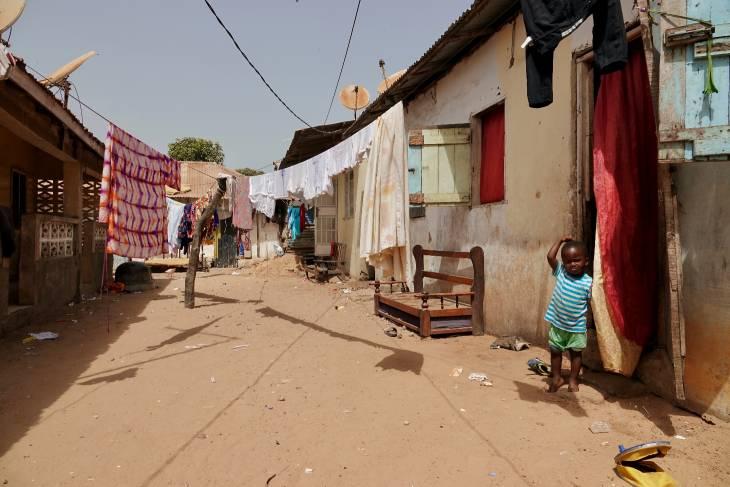 Gambia RonReizen wasdag