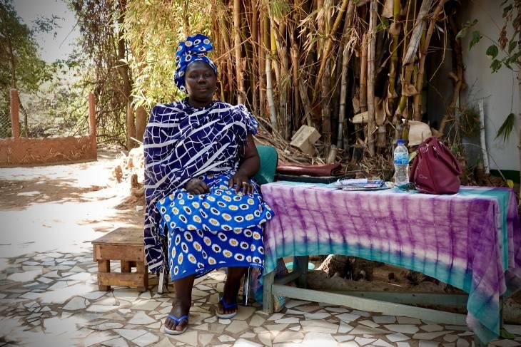 Gambia RonReizen kassajuf