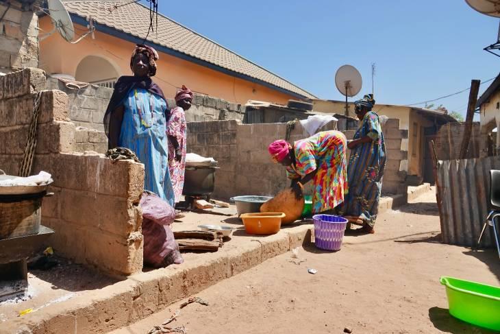 Gambia RonReizen koken