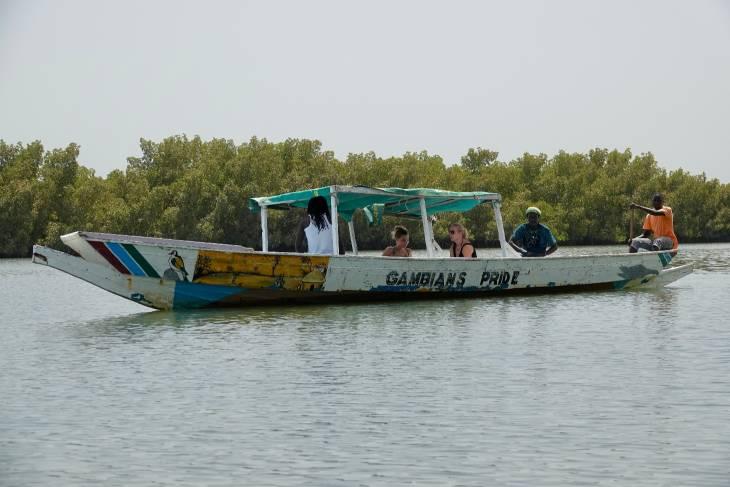 Gambia RonReizen rondvaart