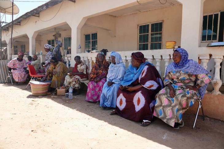 Gambia RonReizen toeschouwers