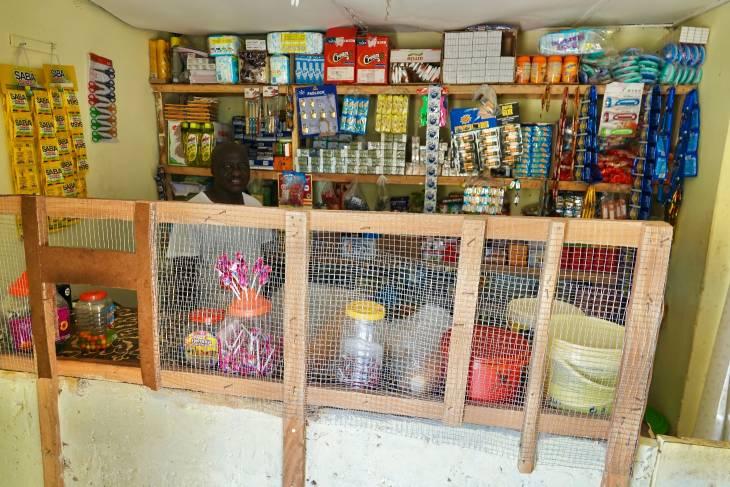 Gambia RonReizen winkel