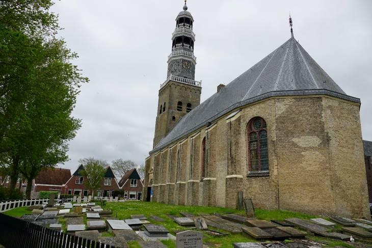 Nederland camper De Camper Club RonReizen kerk