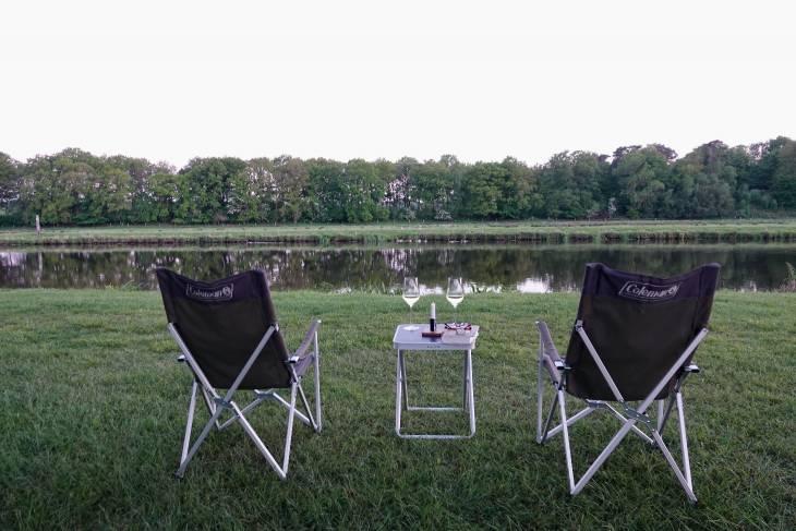 Nederland camper De Camper Club RonReizen drankje