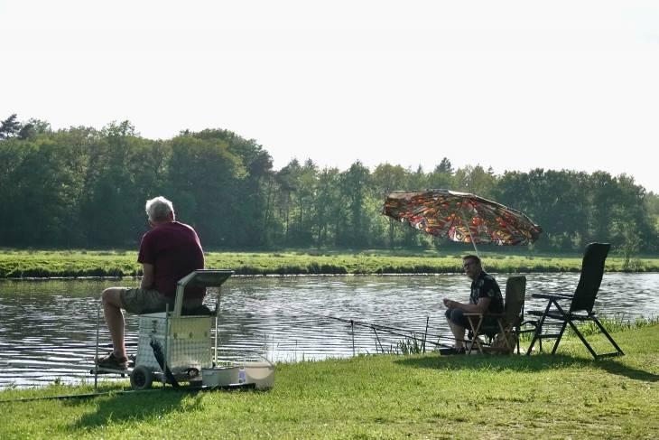 Nederland camper De Camper Club RonReizen vissers