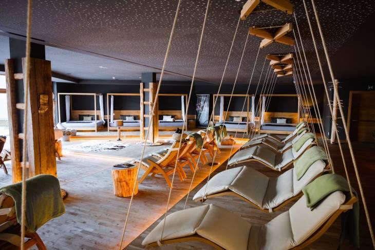 Italië Dolomieten zomervakantie RonReizen Hotel Cyprianerhof stilteruimte