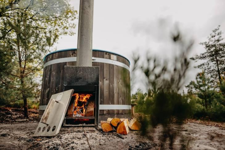 Glamp Outdoor Camp - Hot tub - RonReizen