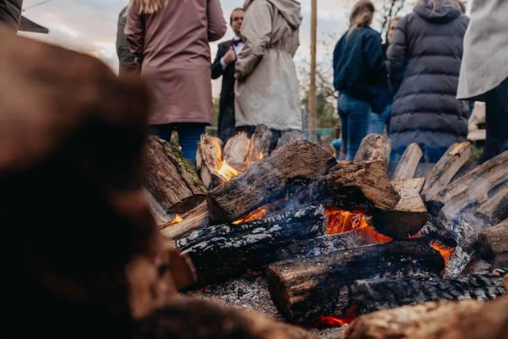 Glamp Outdoor Camp - Kampvuur - RonReizen