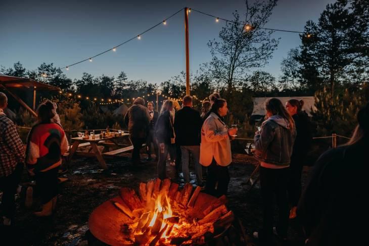 Kampvuur Glamp Outdoor Camp - RonReizen