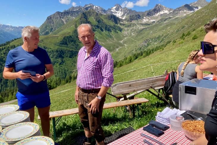 Oostenrijk Culinaire Jacobsweg Ischgl RonReizen Sieberer