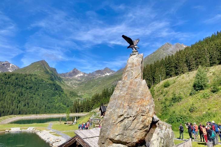 Oostenrijk Culinaire Jacobsweg Ischgl RonReizen bergwereld