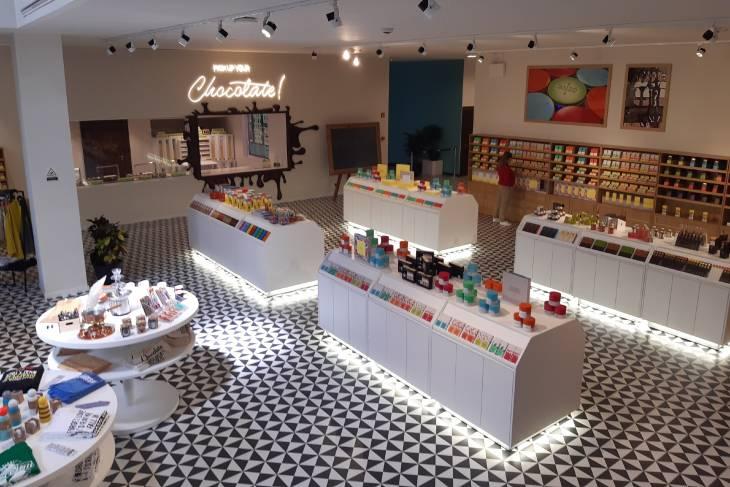 The Chocolate Story shop - RonReizen