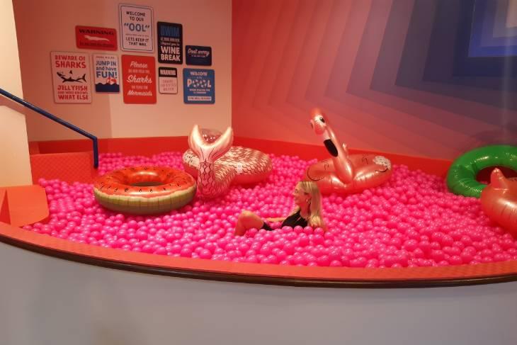 Pink Palace Experience: ballenbak - RonReizen