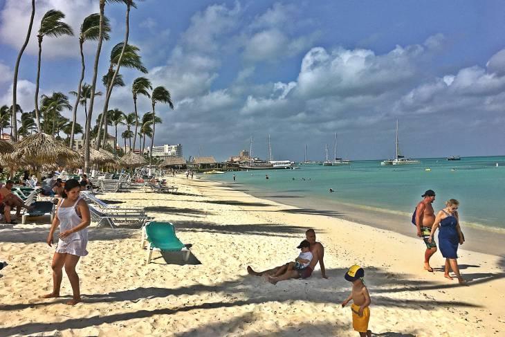 Strand Aruba.