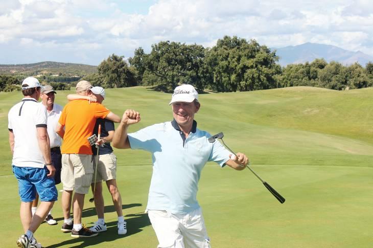 Golfbaan San Roque.