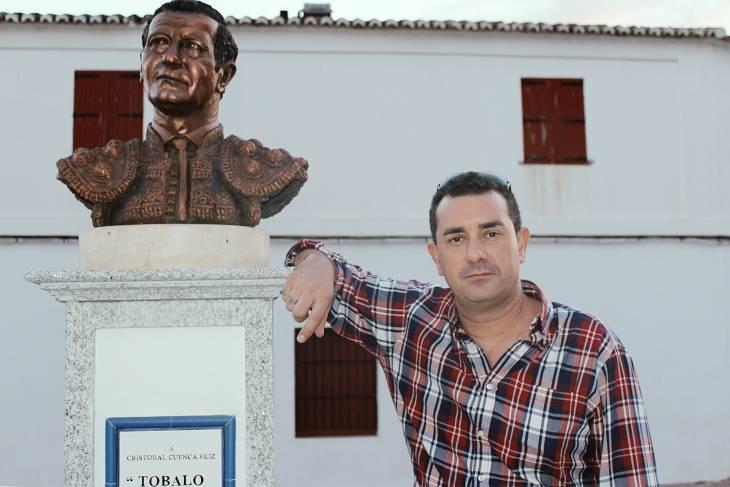 Hij weet de weg in San Roque: Carlos Jordan.