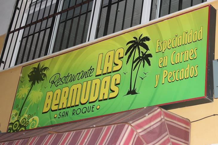 Las Bermudas: leuke tapastent in San Roque.
