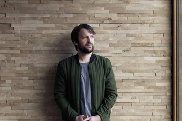 Chefkok René Redzepi van restaurant Noma Kopenhagen