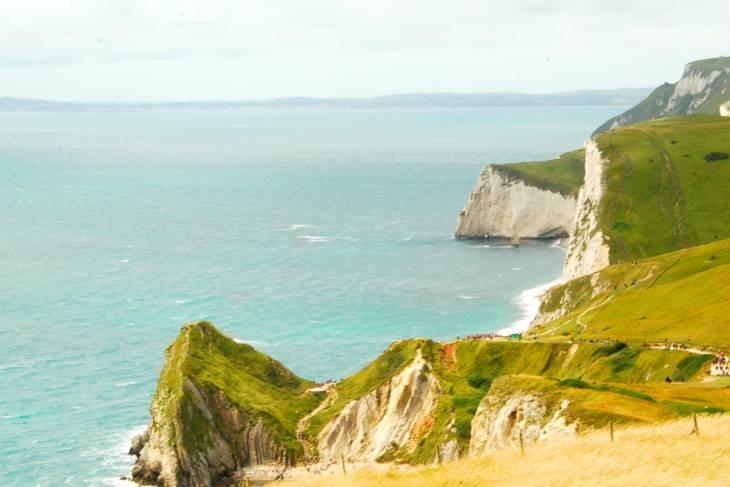 Prachtige wandeltocht langs de afwisselende kust van Zuid Engeland. RonReizen