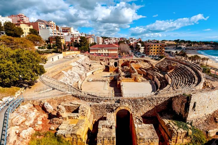 Opgravingen Tarragona.