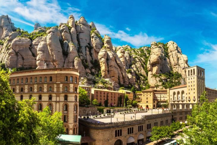 Klooster Montserrat.