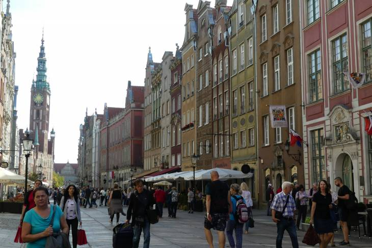 Gevels Gdansk