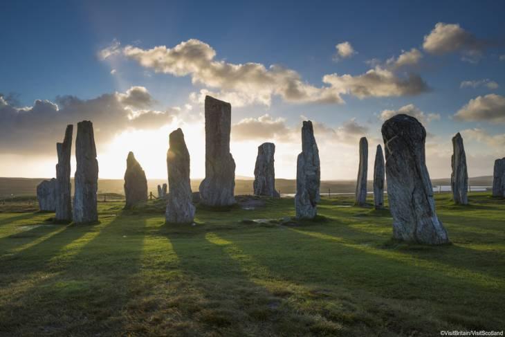 Stonehenge eat your heart out: de Calanais Standing Stones zijn ouder!