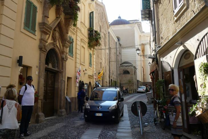 Algerho historie