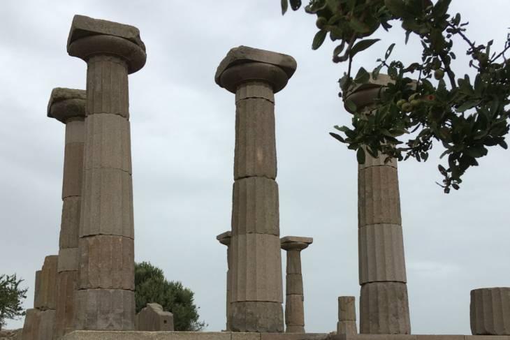 Tempel Assos