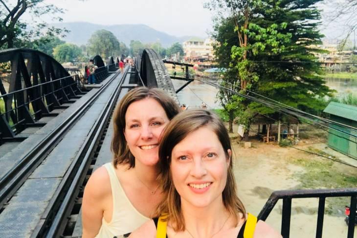 Kanchanaburi: voor The Bridge on the River Kwai