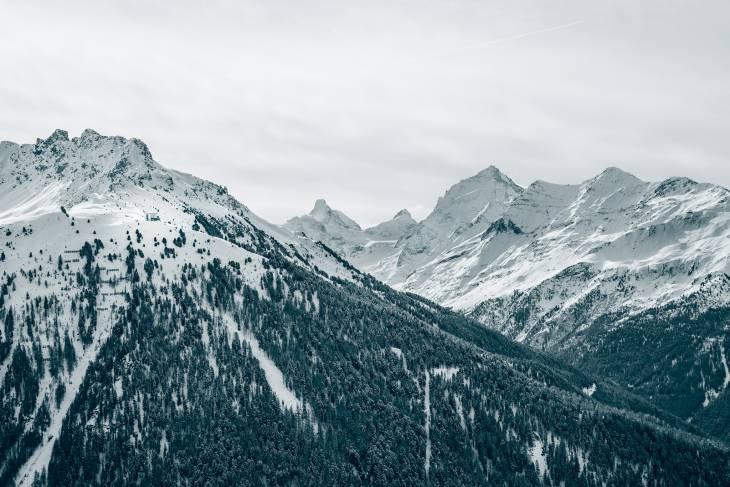 Wallis bergen