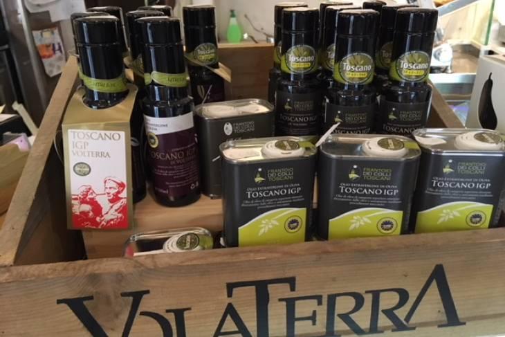 VolaTerrA olijfolie. RonReizen