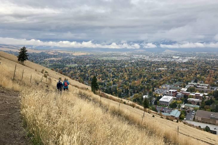 M-trail: het uitzicht