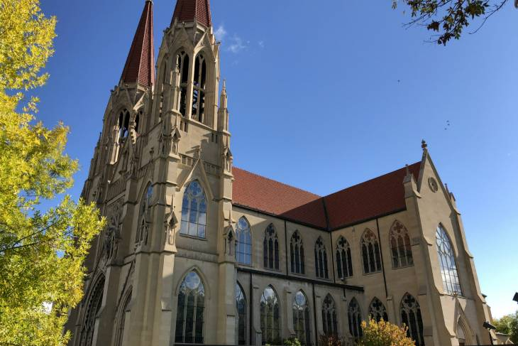 Kathedraal Helena