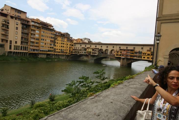 Florence door de ogen van een gids