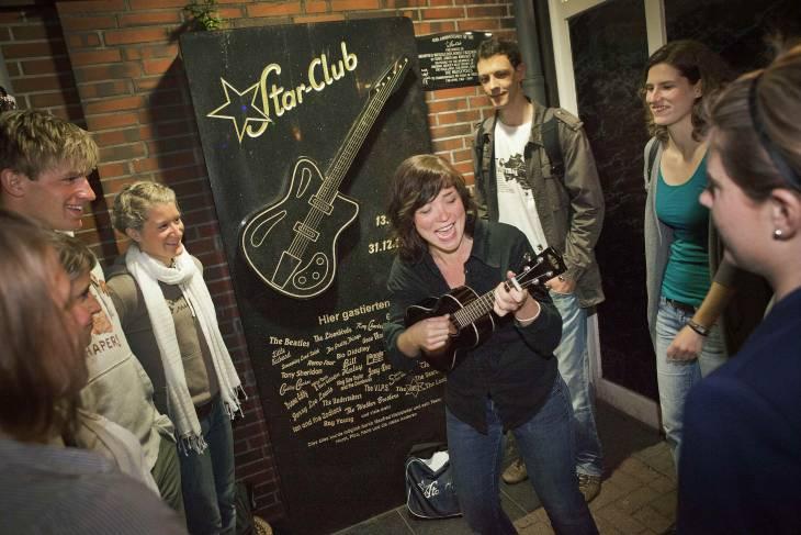 De Star Club: het Hamburgse thuis voor de Beatles.