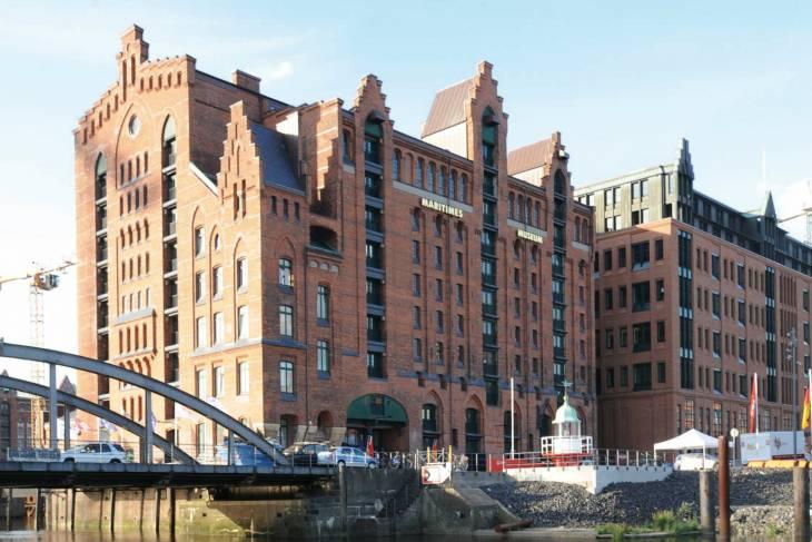 Ook Hamburg kent ontelbaar veel pakhuizen uit de oude tijd.