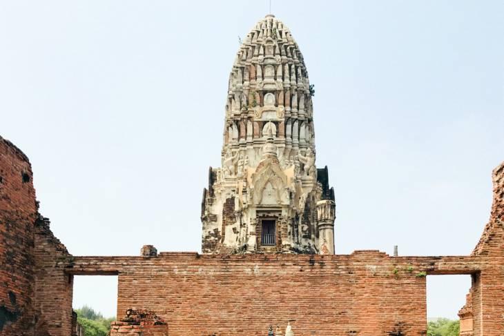 Tempel Wat Ratchaburana