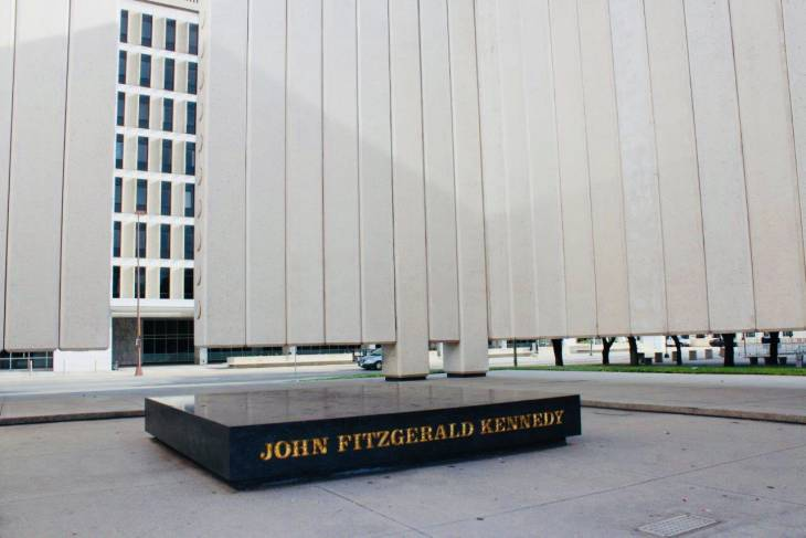 John F Kennedy Memorial Plaza